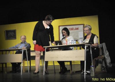 Sborovna - Divadelní spolek Krakonoš